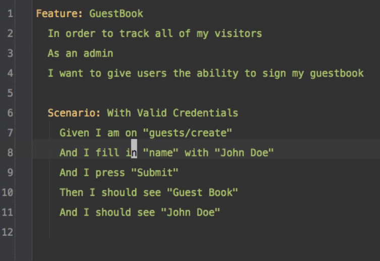 How you could record and visualize BDD scenarios with WalkHub | Pronovix