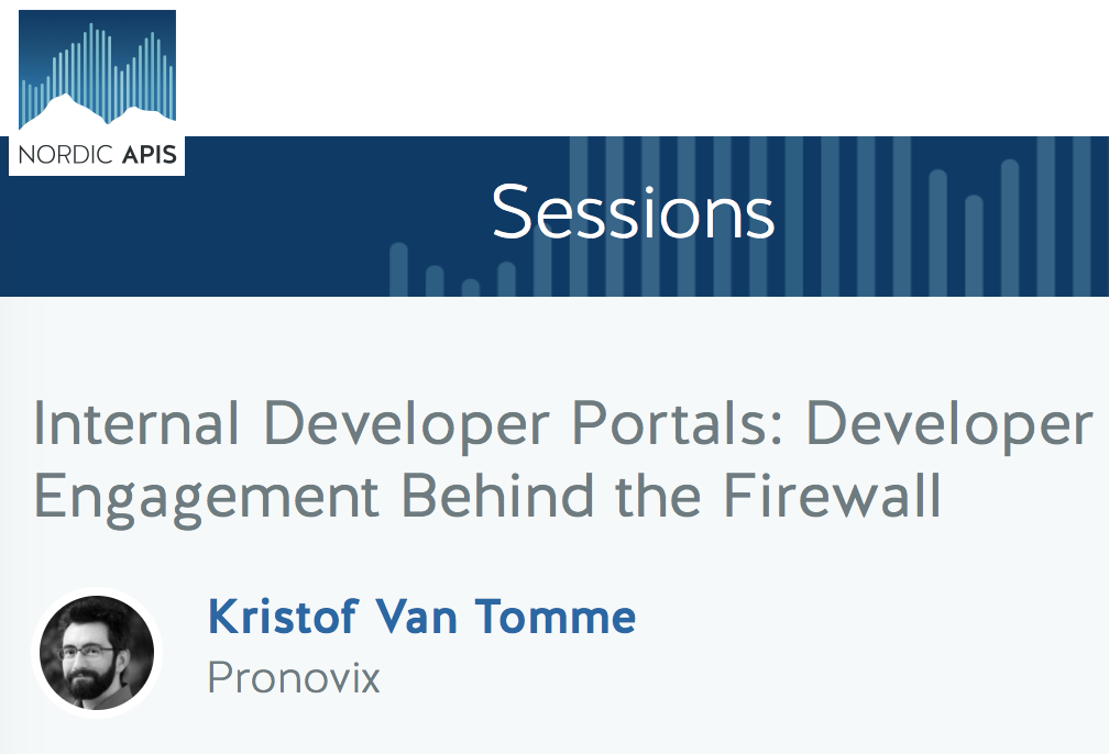 Developer Engagement Behind the Firewall