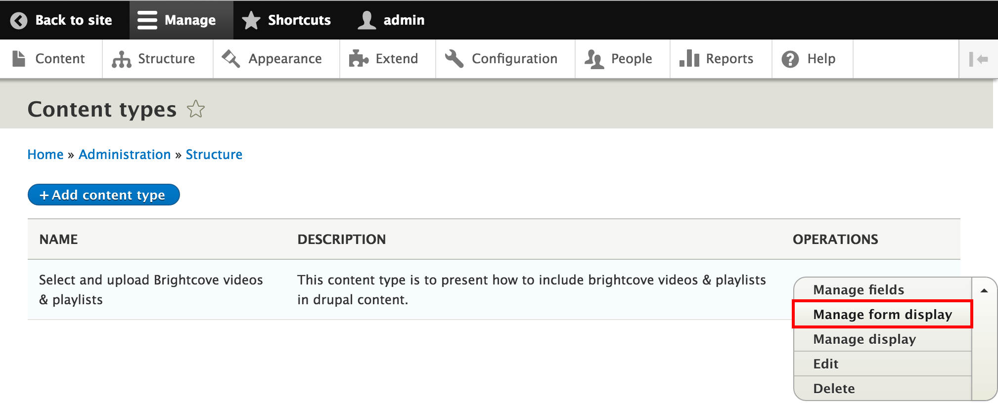 Brightcove Video Connect for Drupal 8 - Part 4: Including Videos ...