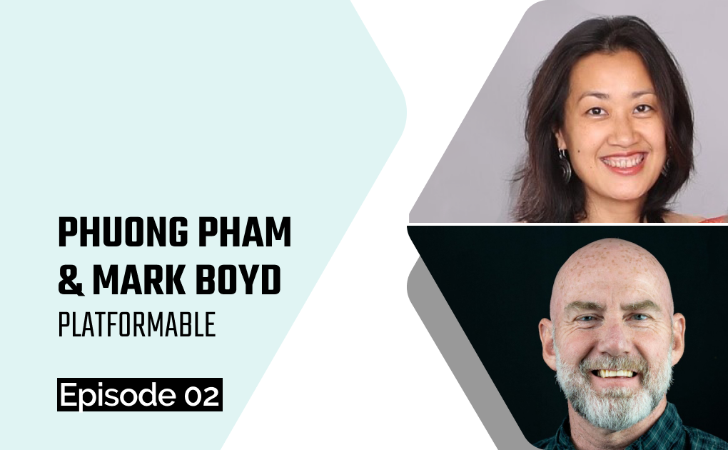 API Resilience Podcast with Mark Boyd and Phuong Pham. S01E02: The Present & Future of Banking APIs - Part 1